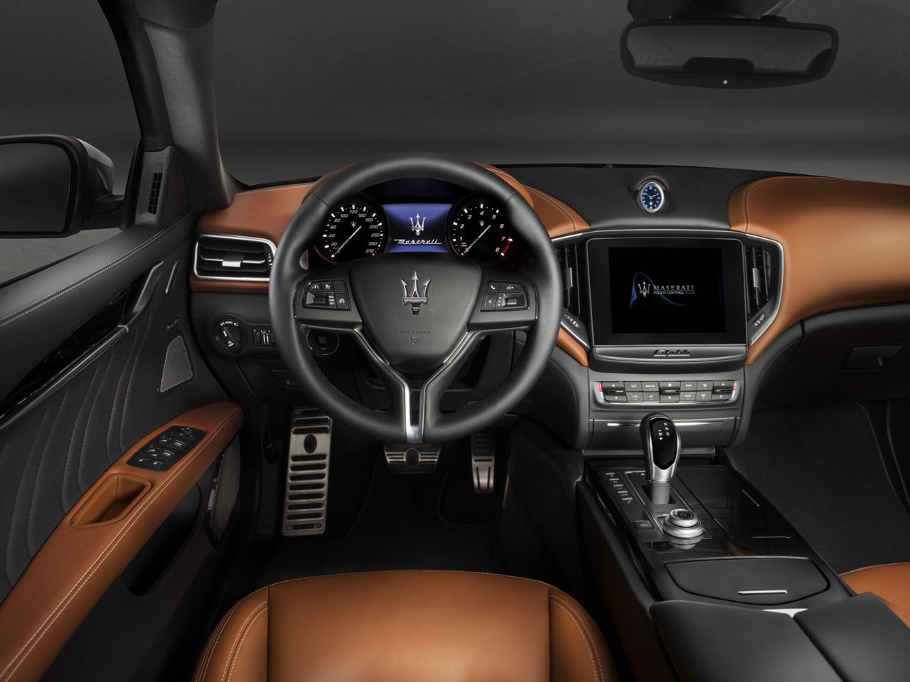 Maserati Ghibli 2018 Llegan Mejoras Para El M 225 S Vendido