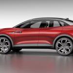 Volkswagen I.D. Crozz 2017 lateral