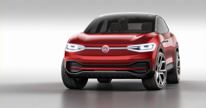Volkswagen I.D. Crozz 2017 frontal