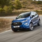 Ford EcoSport 2018 frontal