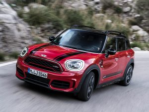 Mini Countryman John Cooper Works F60 2017