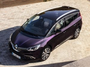Fotos de Renault Grand Scenic Initiale Paris 2017