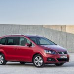 Seat Alhambra Travel 2017