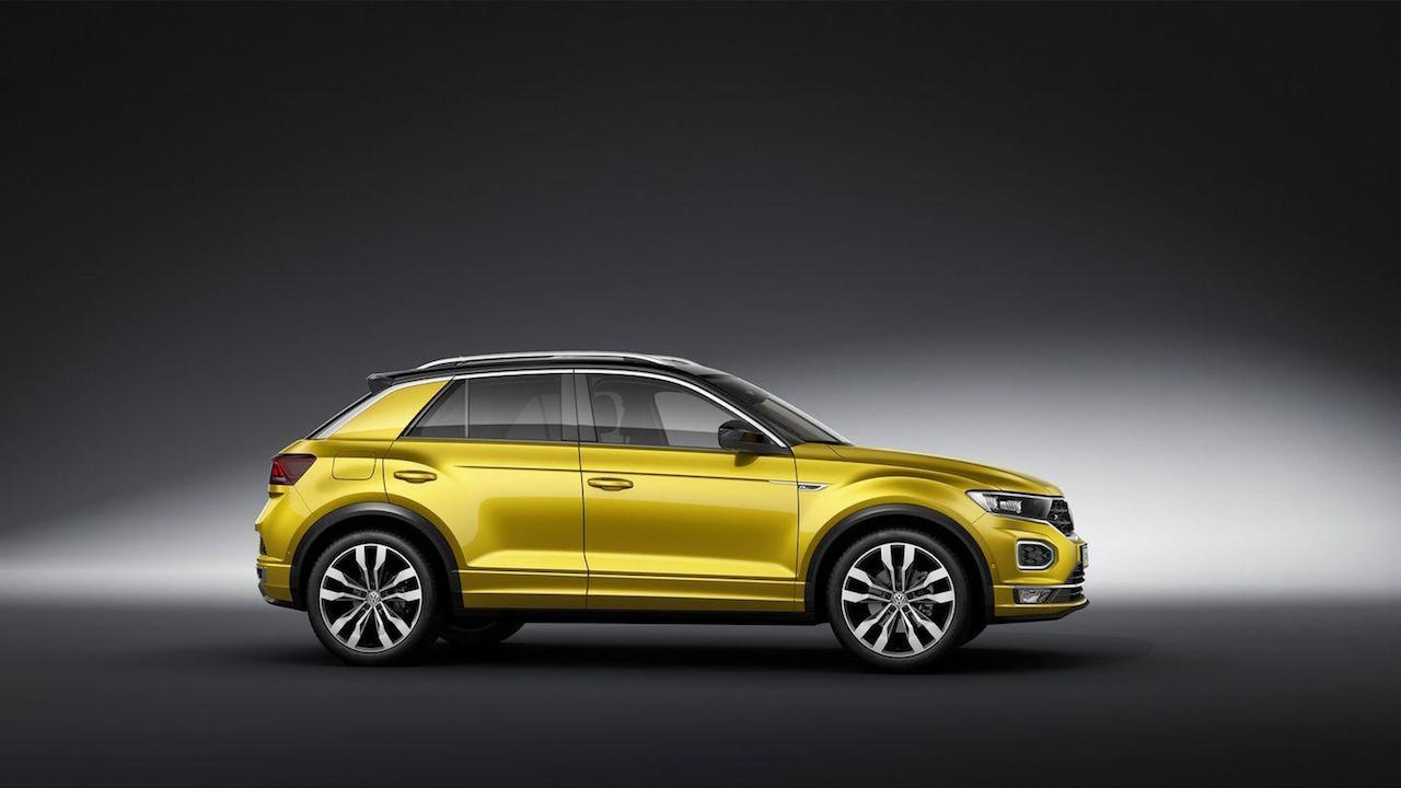 volkswagen t roc r line una visi n m s deportiva para el crossover. Black Bedroom Furniture Sets. Home Design Ideas