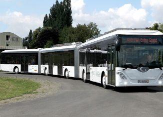AutoTram autobús más largo