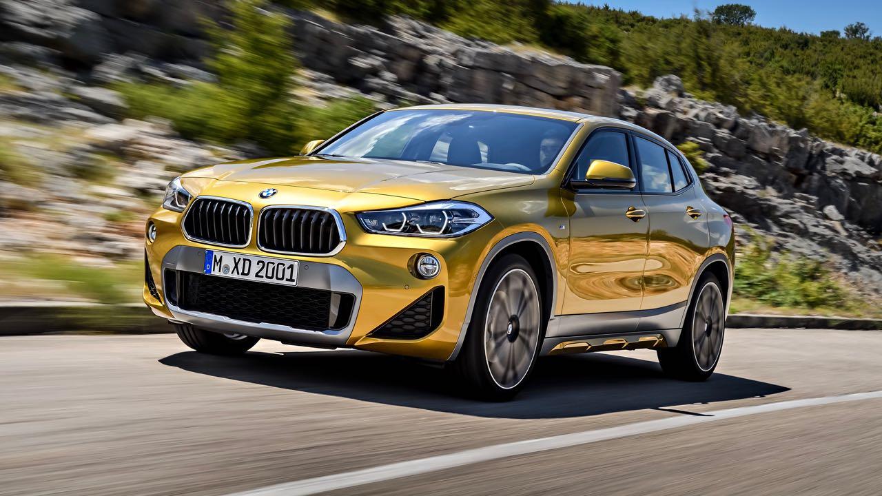 BMW X2 2018 dinamica – 1