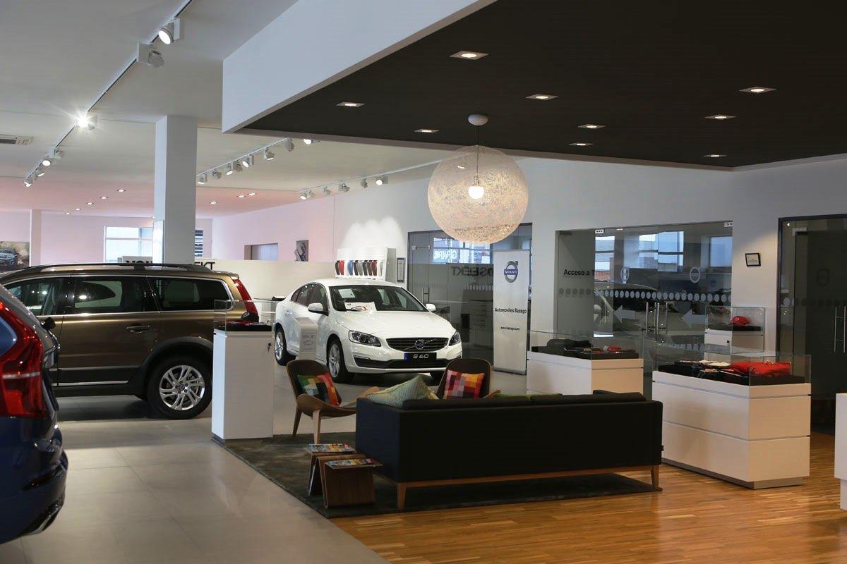 Concesionario Volvo nuevos