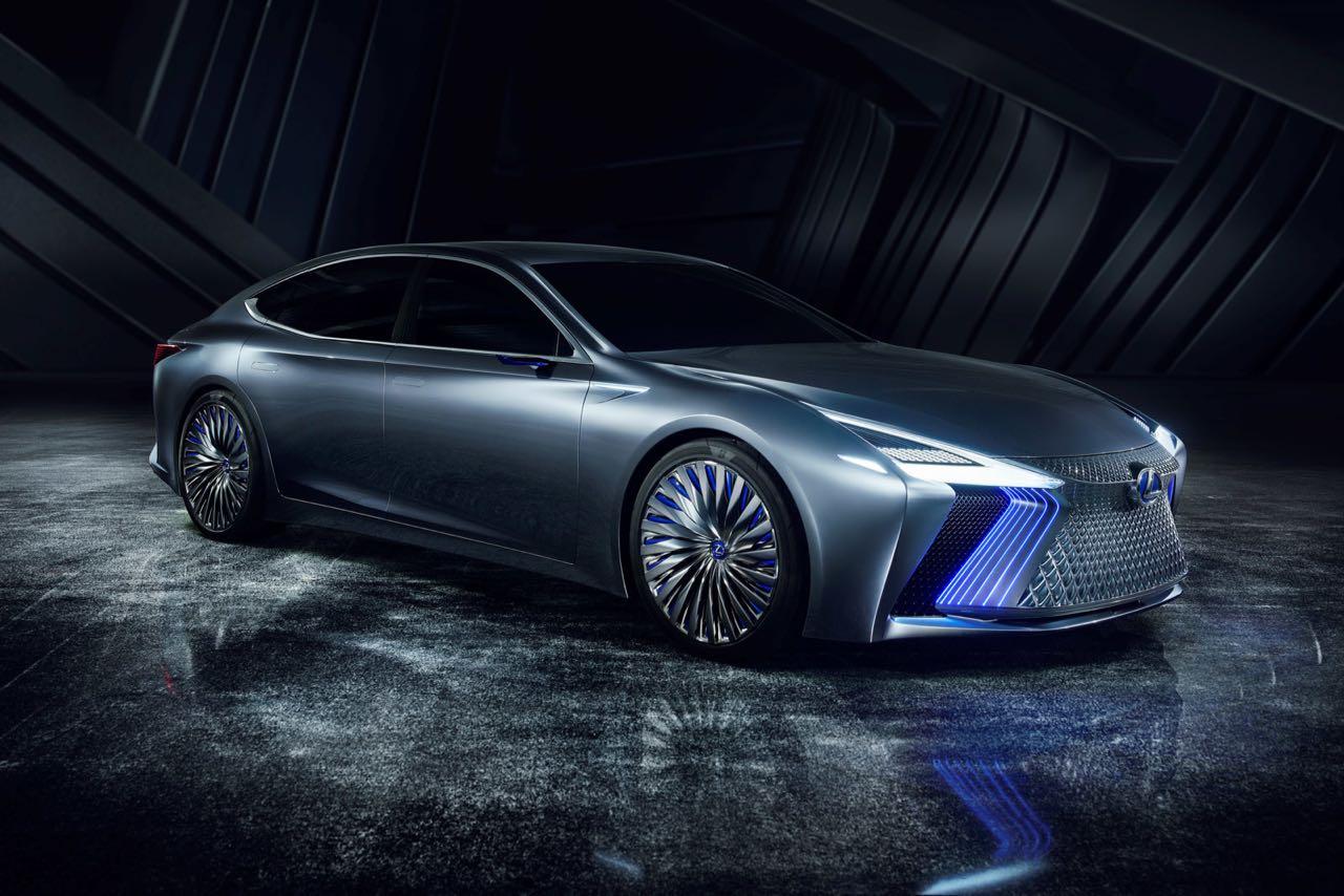 Lexus LS+ Concept 2017 – 1