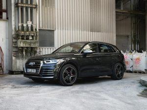 ABT Audi SQ5 2017