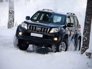 Arctic Trucks Toyota Land Cruiser Prado AT35 2009