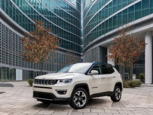 Jeep Compass Limited MP 2017