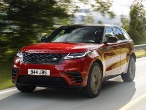 Fotos de Land Rover Range Rover Velar R-Dynamic D300 HSE Black Pack 2017