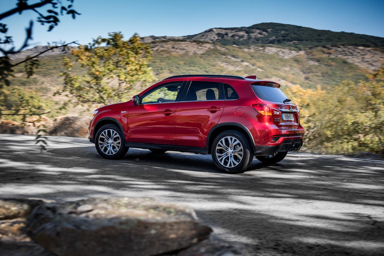 Mitsubishi ASX 2018: Precios, motores, equipamientos