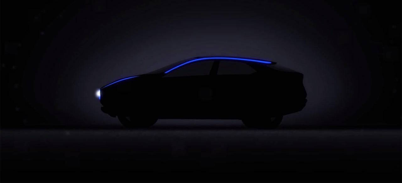 nissan crossover electrico teaser