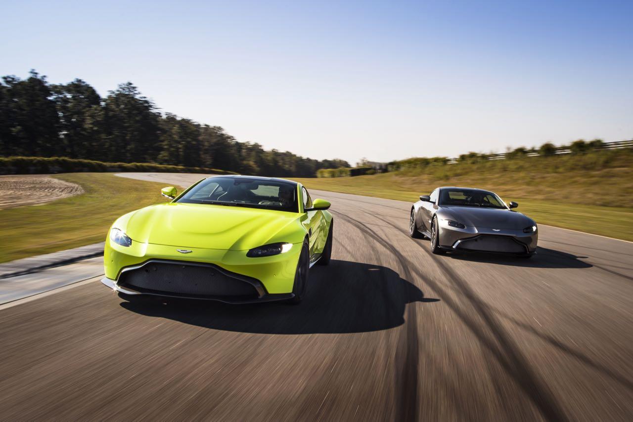 Aston Martin Vantage 2018 – 37