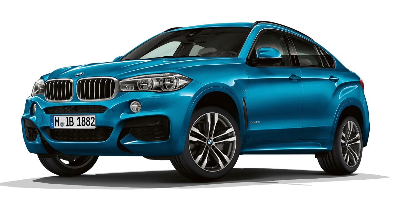 BMW X6 M Sport Edition 2017 – 1