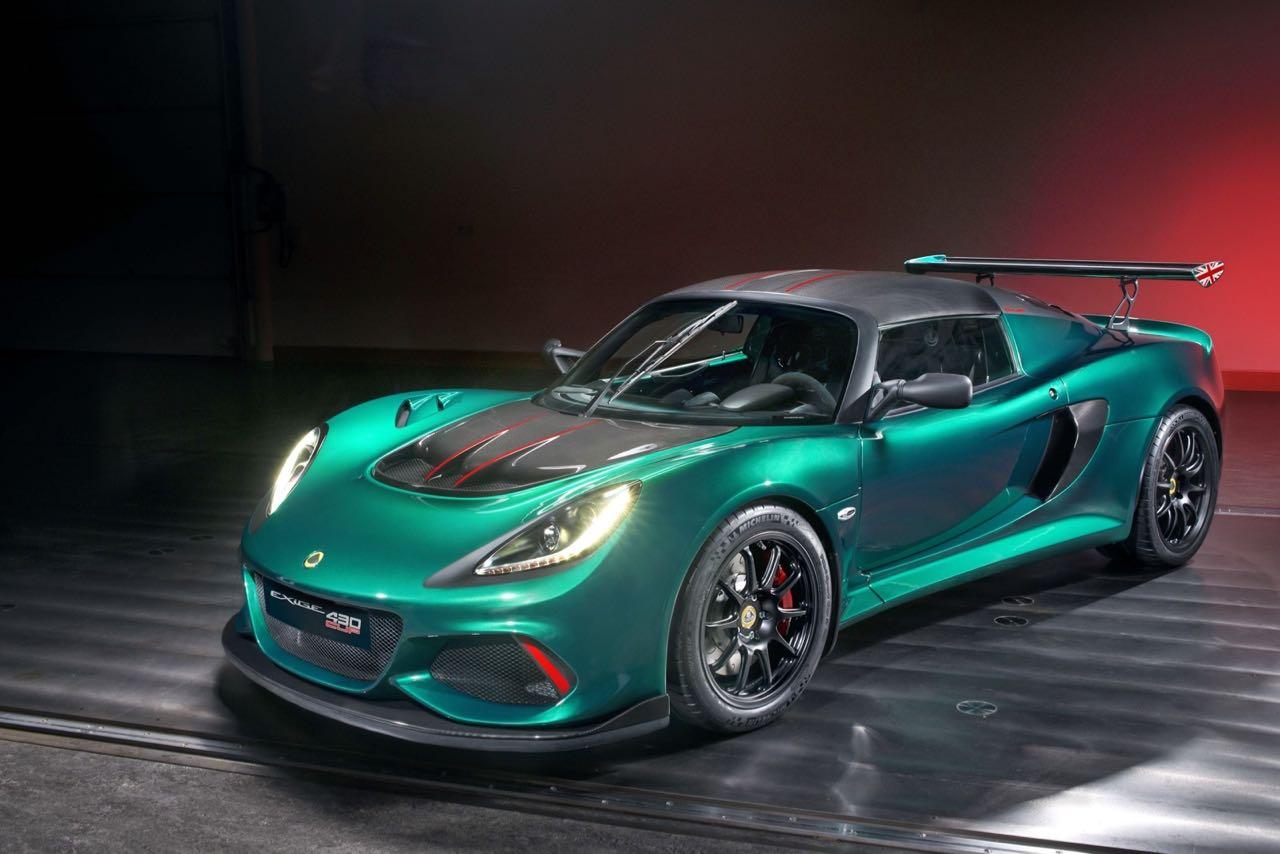 Lotus Exige Cup 430 2017 – 1
