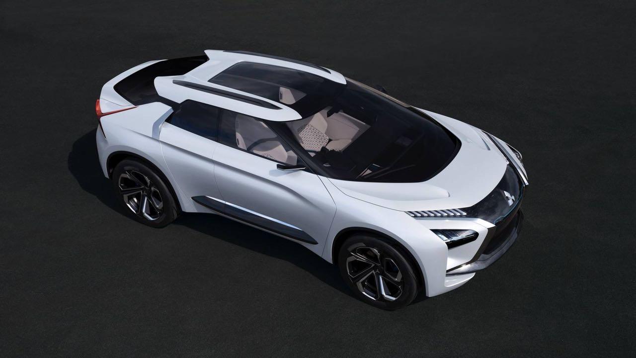 Mitsubishi e-Evolution Concept 2017 – 12