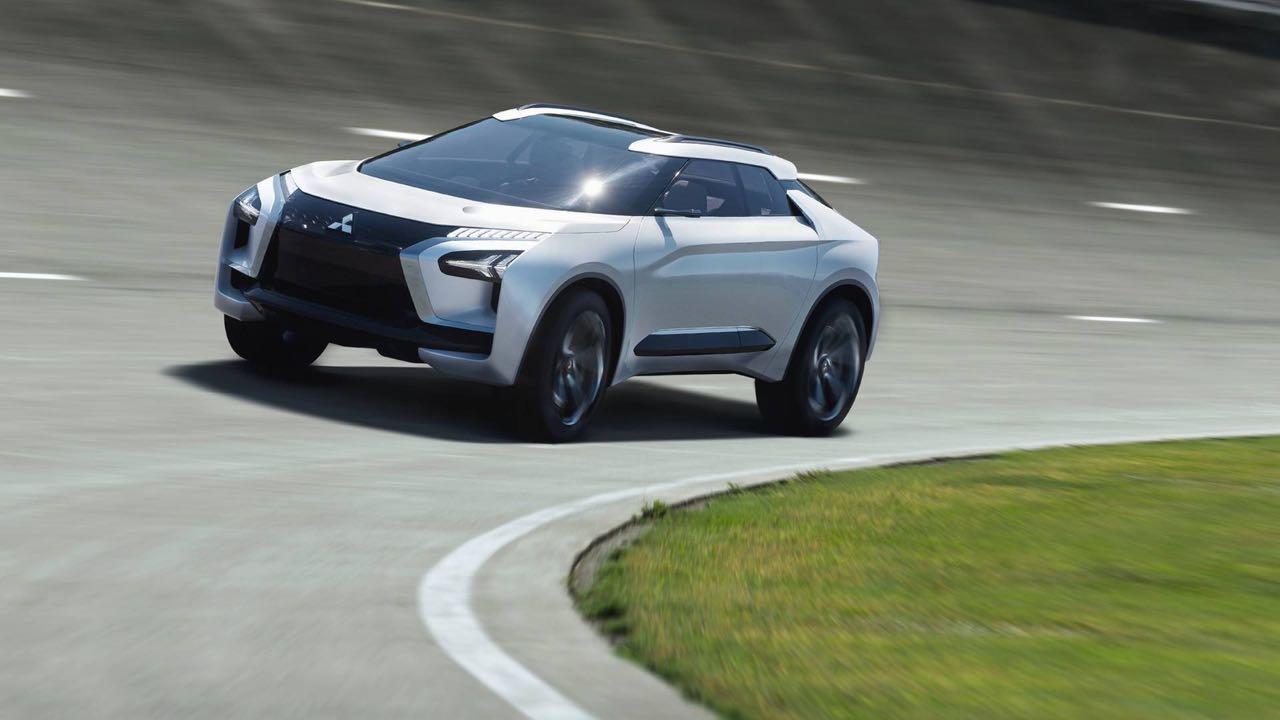 Mitsubishi e-Evolution Concept 2017 – 7