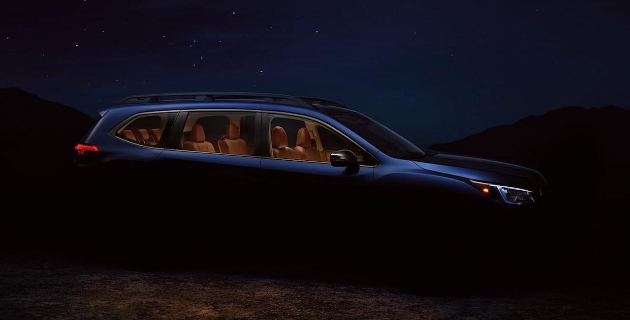 Subaru Ascent adelanto