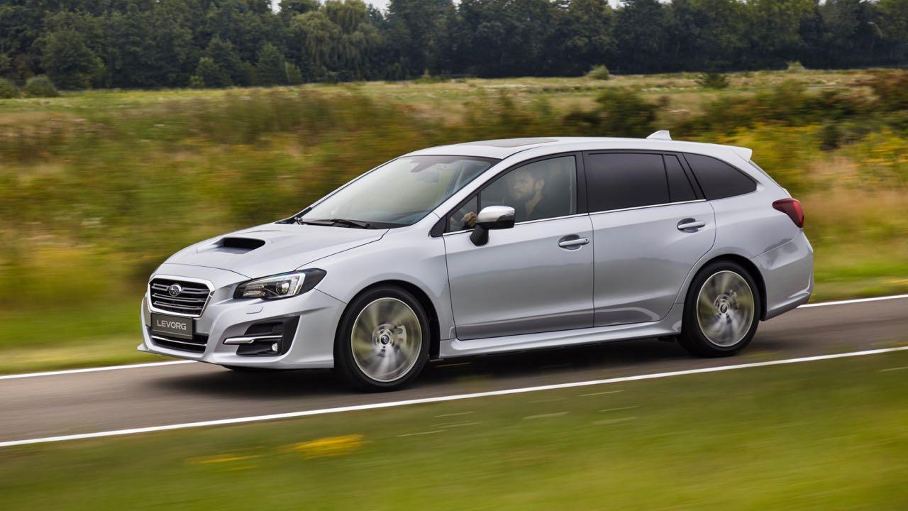 Subaru Levorg 2018 – 16