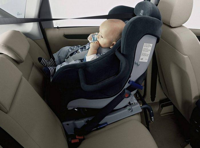 Cu l es el asiento m s seguro del coche for Cual es el gimnasio mas cercano