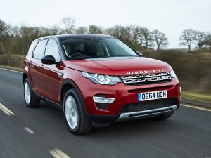 Land Rover Discovery Sport HSE Luxury L550 UK 2015