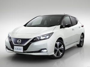 Nissan Leaf Japan 2018