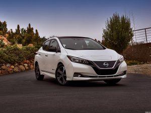 Nissan Leaf USA 2018
