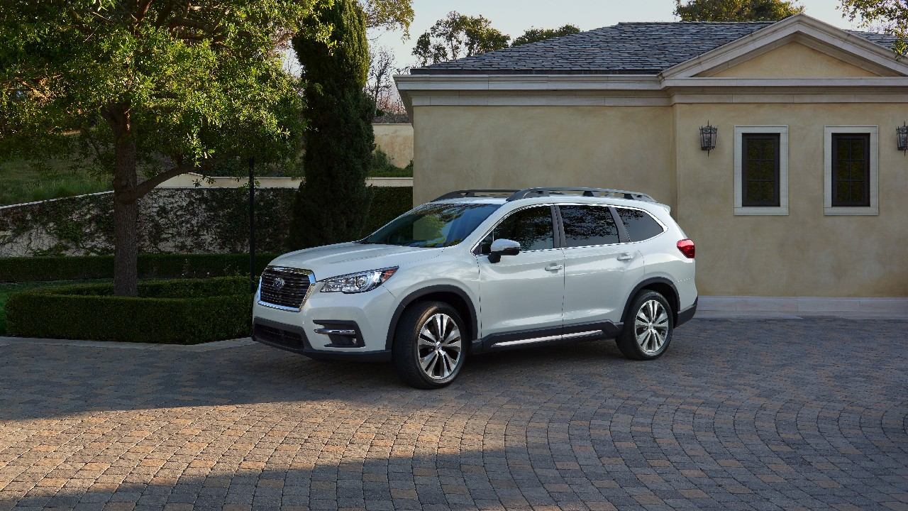 subaru ascent 2018 el nuevo suv con hasta ocho plazas. Black Bedroom Furniture Sets. Home Design Ideas