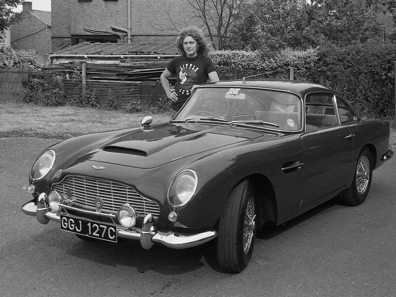 Aston Martin DB5 Robert Plant Led Zepellin – 1