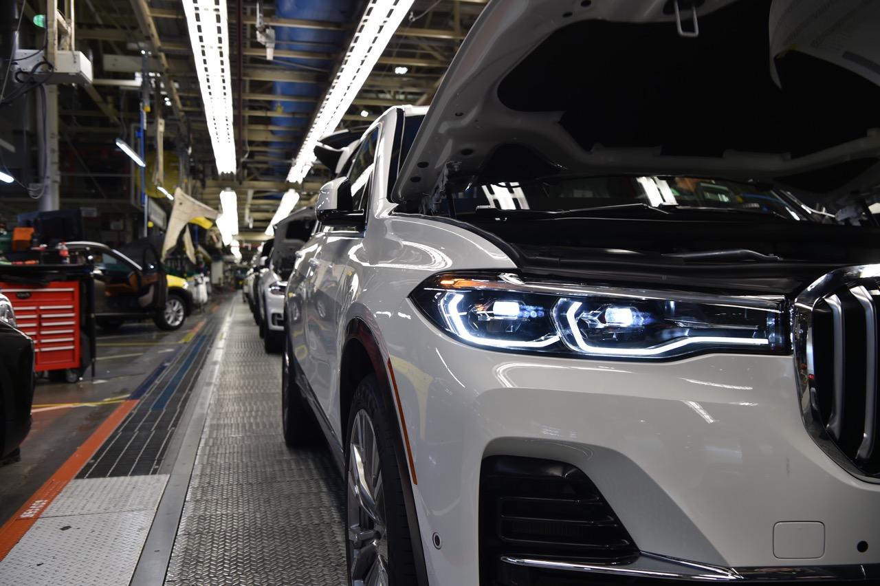 BMW X7 produccion EEUU – 14