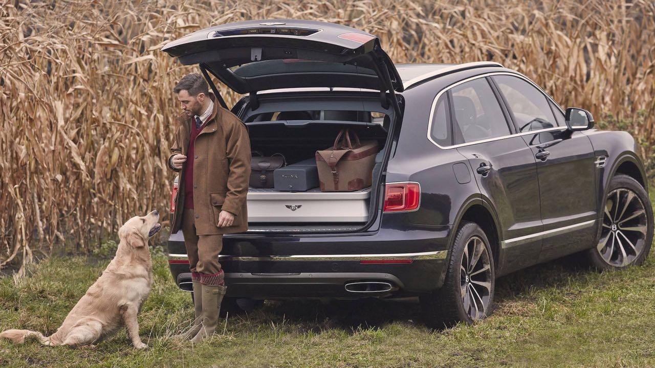 Bentley Bentayga Field Sports by Mulliner 2017 – 4