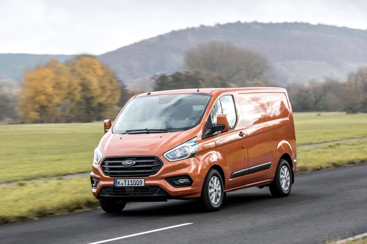 Ford Transit Custom 2018 Trend – 24