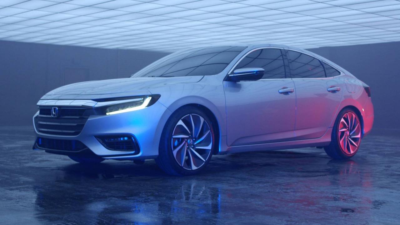 Honda Insight Prototype 2018 – 4