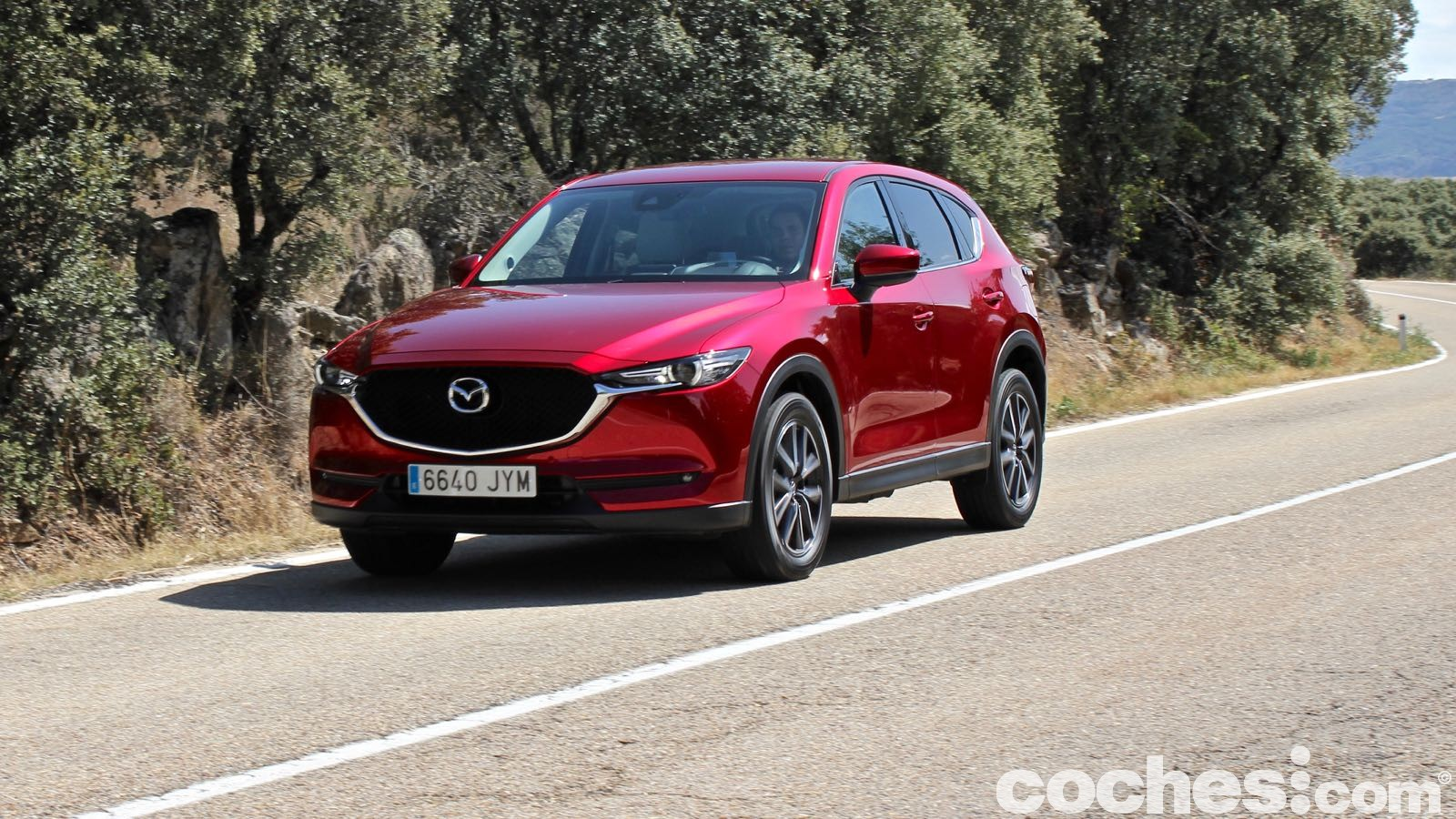 Mazda CX-5 2017 prueba exterior – 32