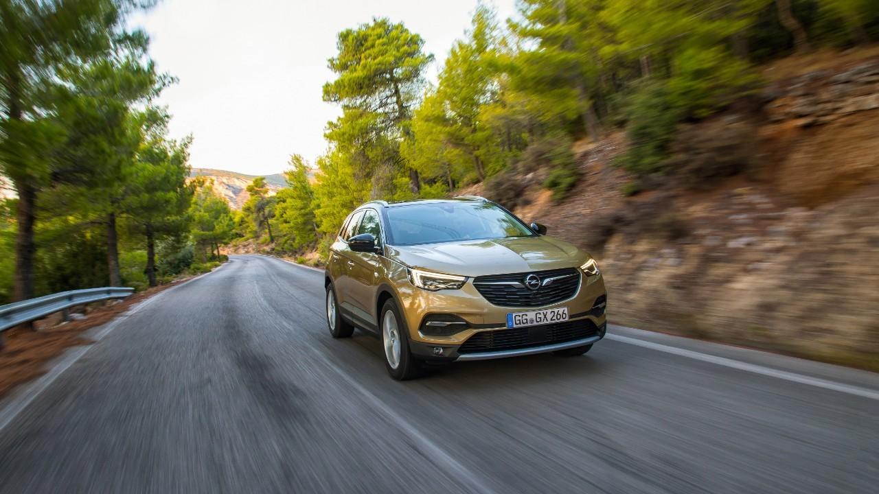 Top diesel for Opel Grandland X