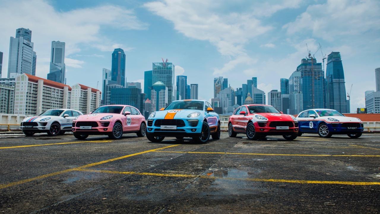 Porsche Macan personalizado carreras – 6