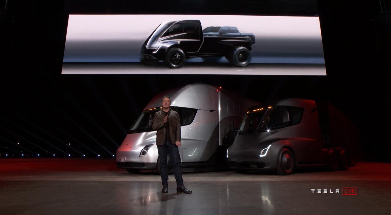 Tesla pick up bocetos – 1