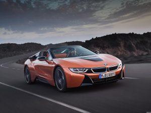 BMW i8 Roadster I15 2018