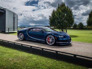 Bugatti Chiron USA 2016
