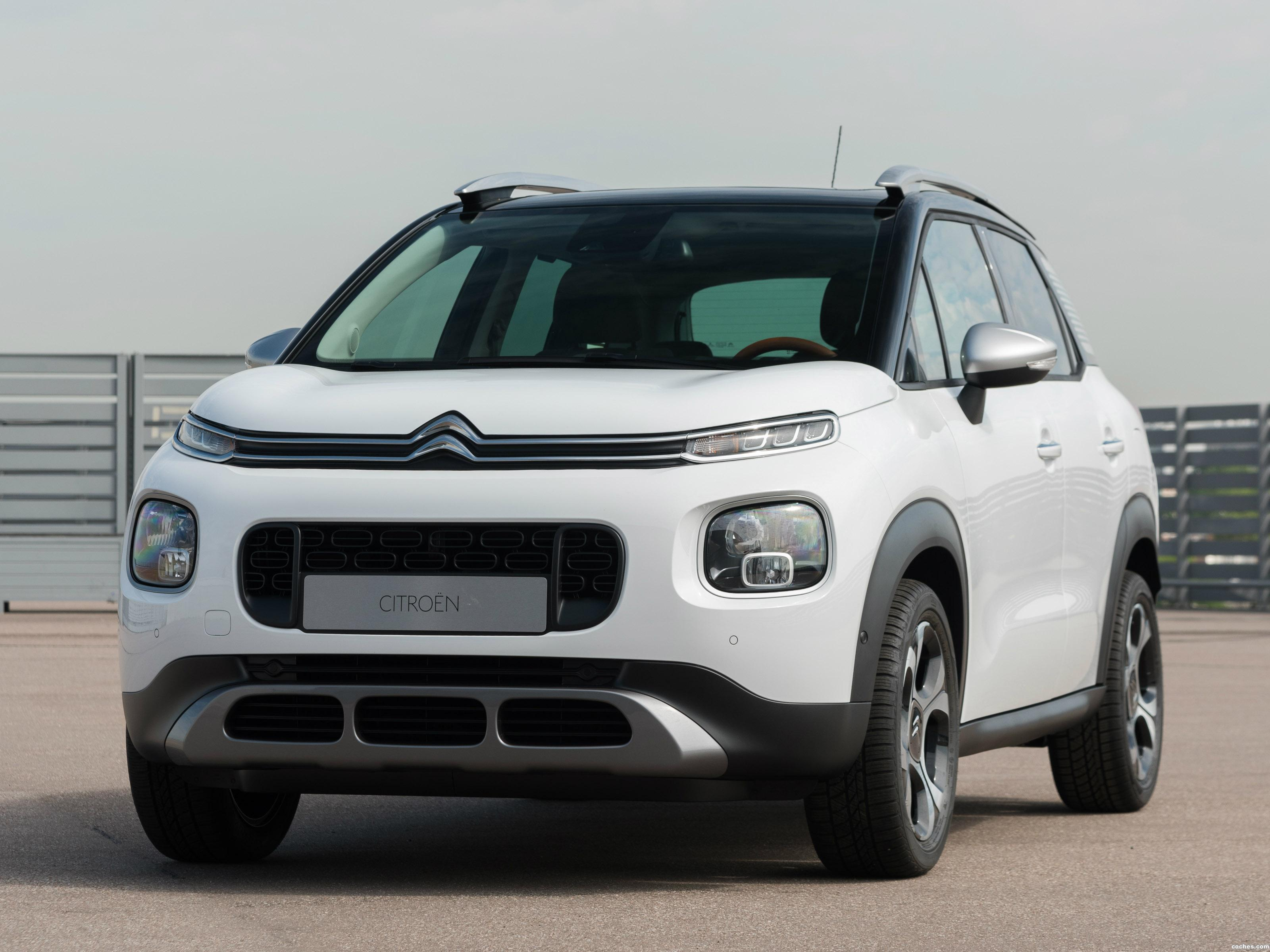 fotos de citroen c3 aircross 2017 foto 30. Black Bedroom Furniture Sets. Home Design Ideas