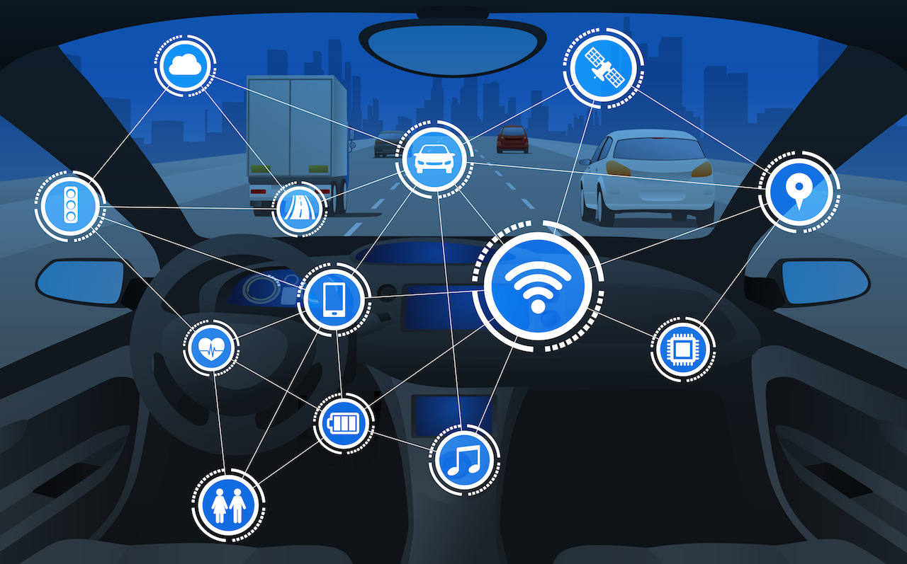 coches datos compartir