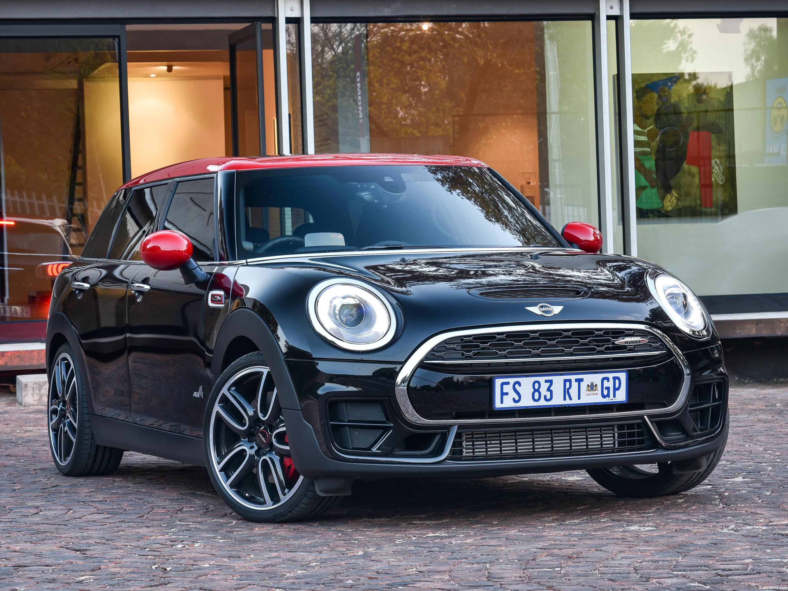 fotos de mini clubman john cooper works jcw f54 2017 foto 7. Black Bedroom Furniture Sets. Home Design Ideas