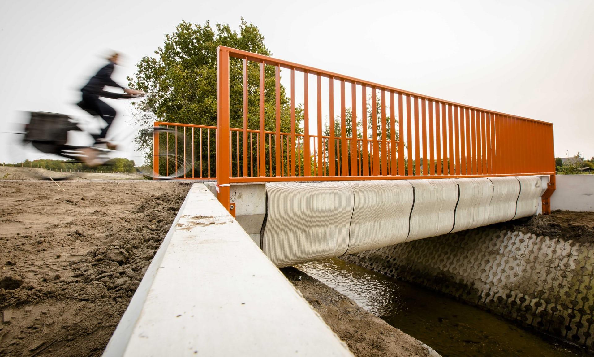 puente 3d holanda