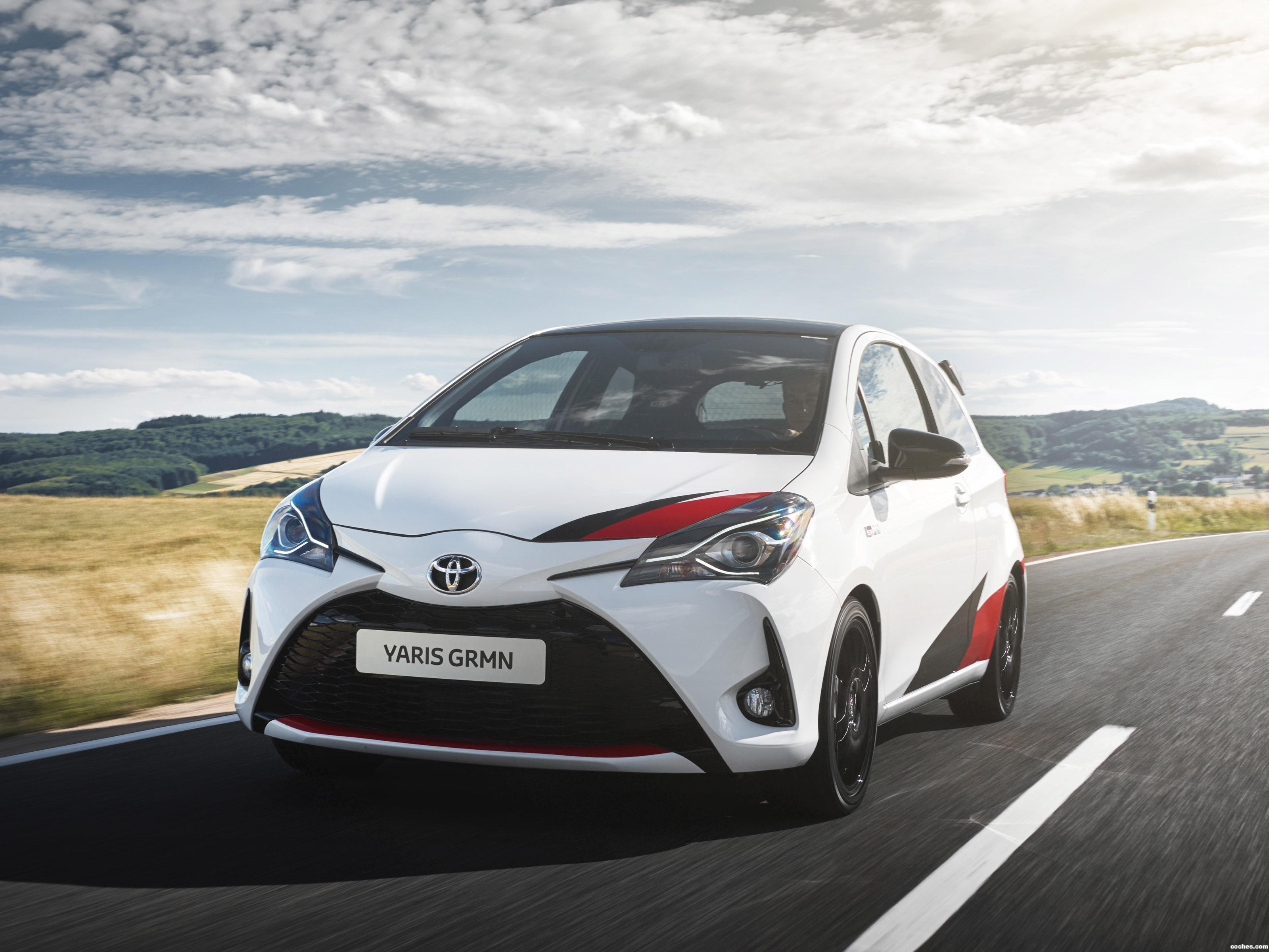 Fotos de Toyota Yaris GRMN 2017
