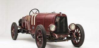 Alfa Romeo G1 1921 frontal