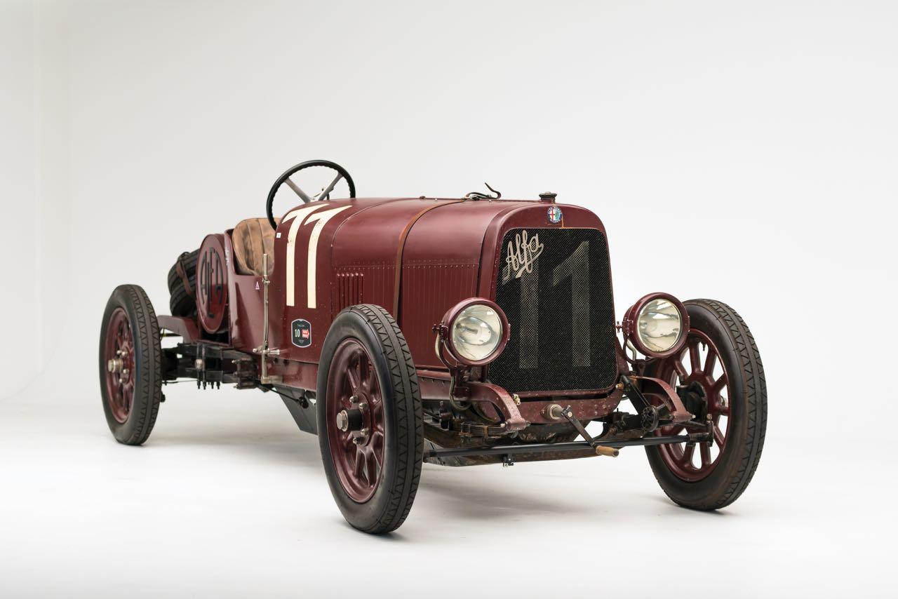 Alfa Romeo G1 1921 – 3