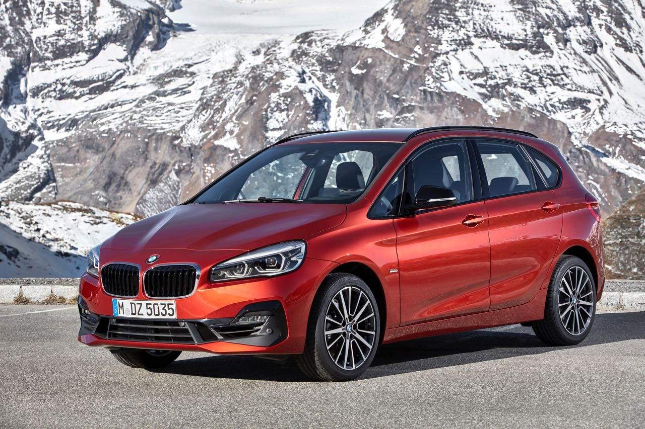 BMW Serie 2 Active Tourer 2018 – 2