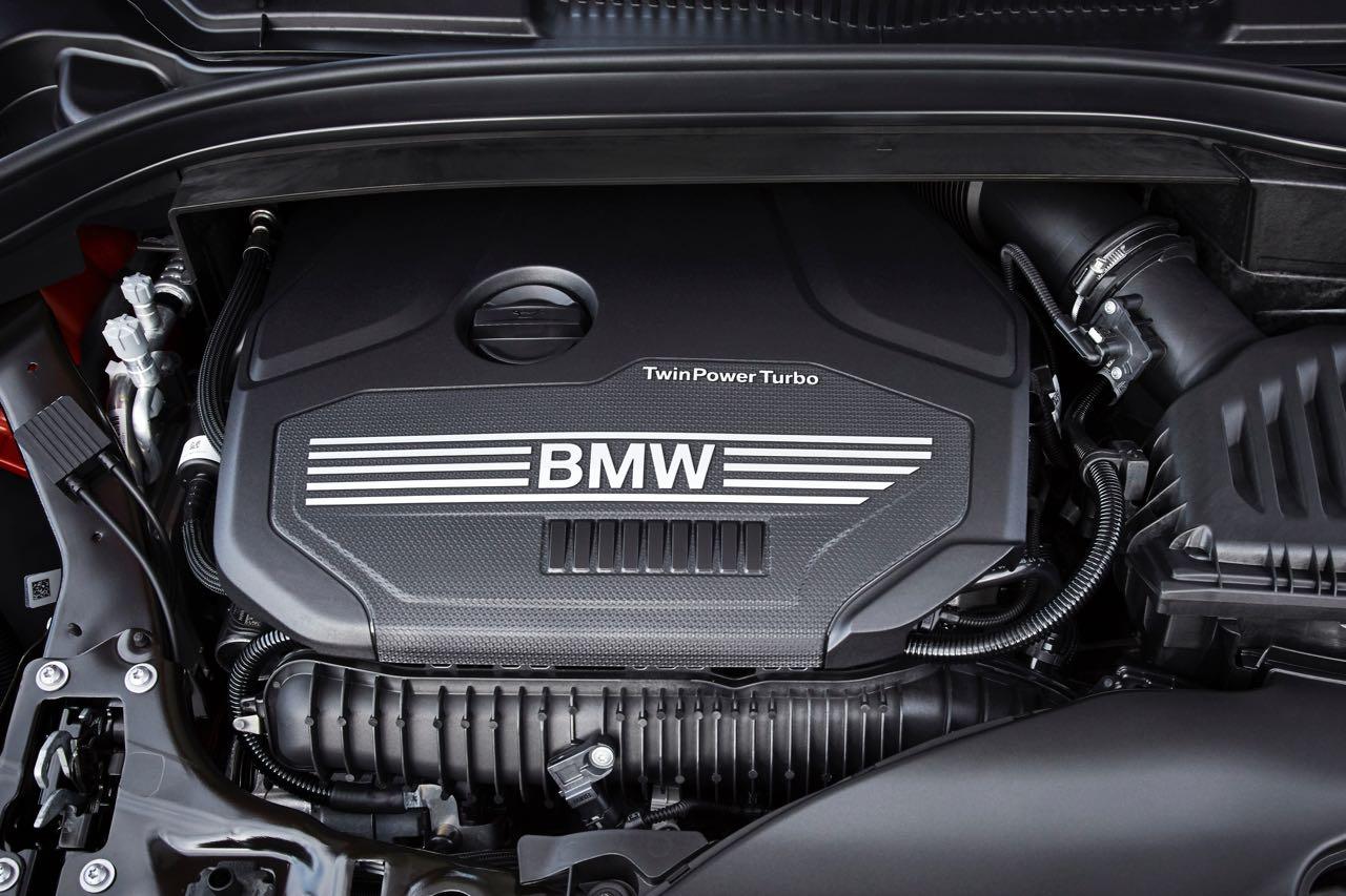 BMW Serie 2 Active Tourer 2018 motor – 1